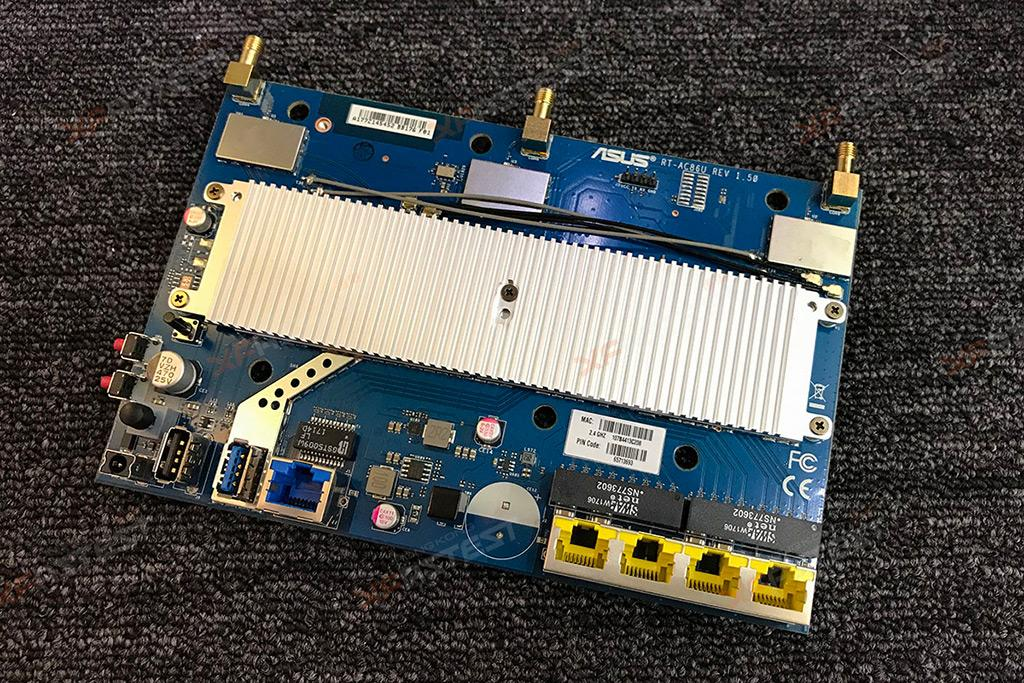 Обзор беспроводного маршрутизатора ASUS RT-AC86U (AC2900