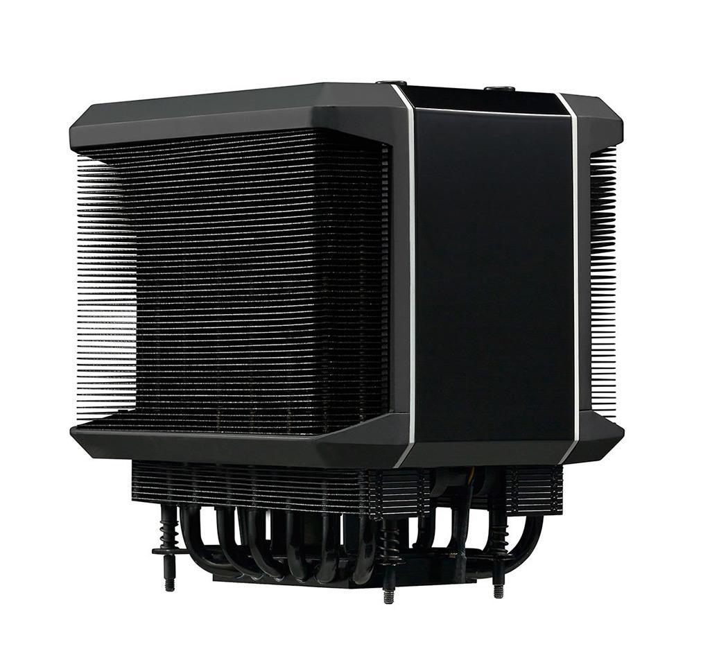 Cooler Master Wraith Ripper – ещё одна из немногих система воздушного охлаждения для AMD Ryzen Threadripper