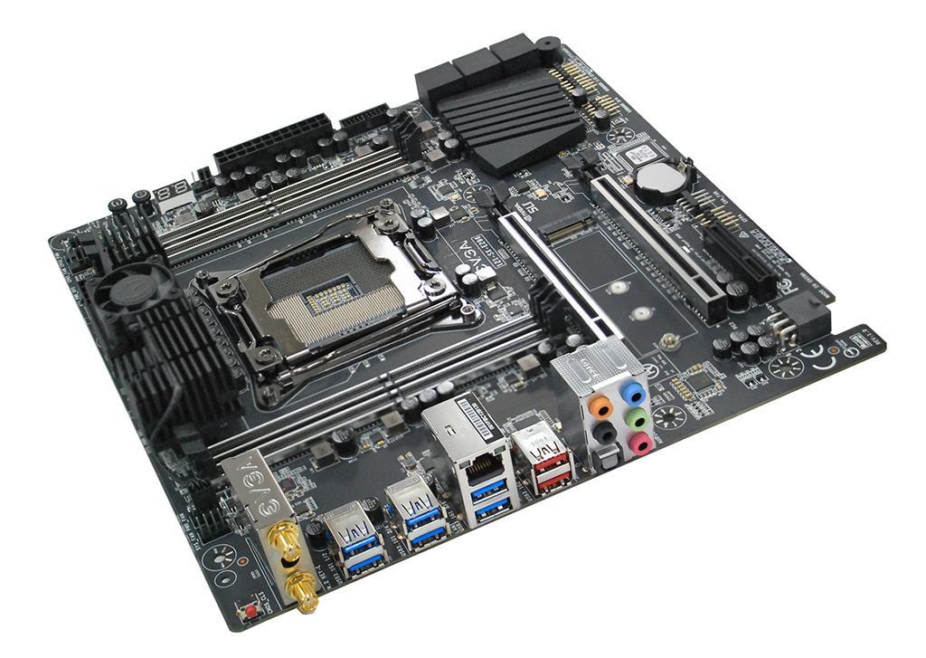 EVGA выпустила материнскую плату X299 Micro ATX 2