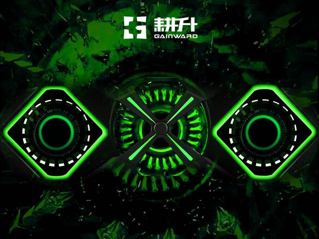 Gainward «дразнится» GeForce RTX 2080