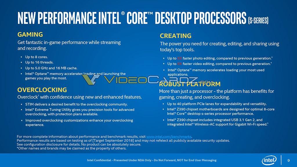 Свершилось: Intel возвращает припой под крышки процессоров