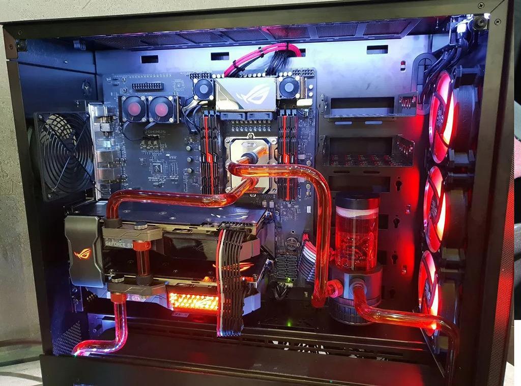 Следующие HEDT-процессоры Intel будут работать с чипсетом X599