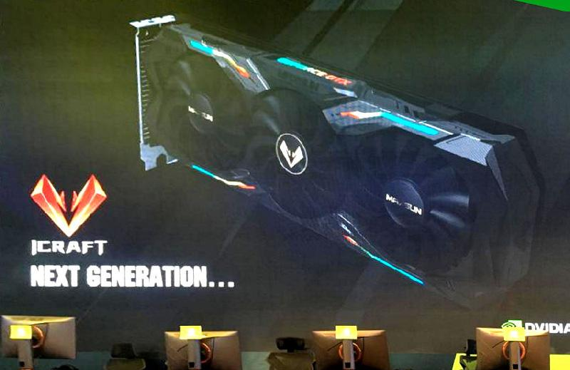Любуемся якобы GeForce GTX 2080/1180 в исполнении Maxsun