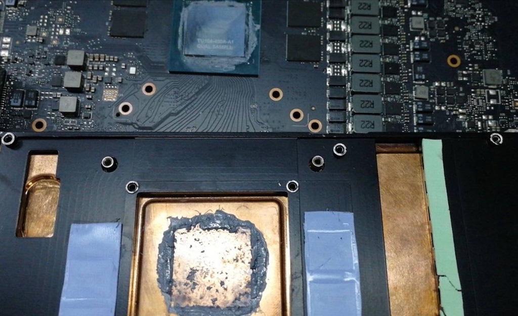 Любуемся платой NVIDIA GeForce RTX 2080 «неглиже»