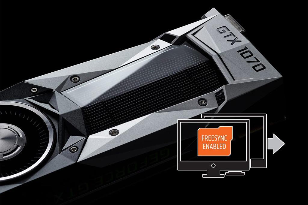 Найден способ «подружить» видеокарты NVIDIA и технологию FreeSync