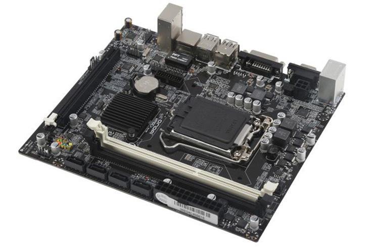 Я знаю точно невозможное возможно: чипсет Intel H110 и процессоры Coffee Lake подружились