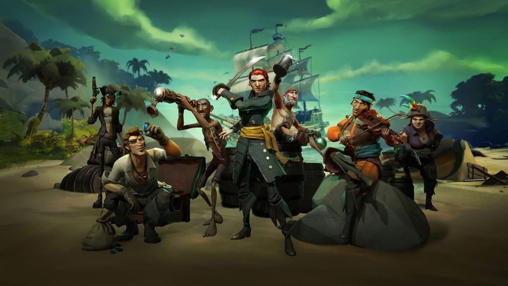 Количество игроков Sea of Thieves превысило 5 миллионов