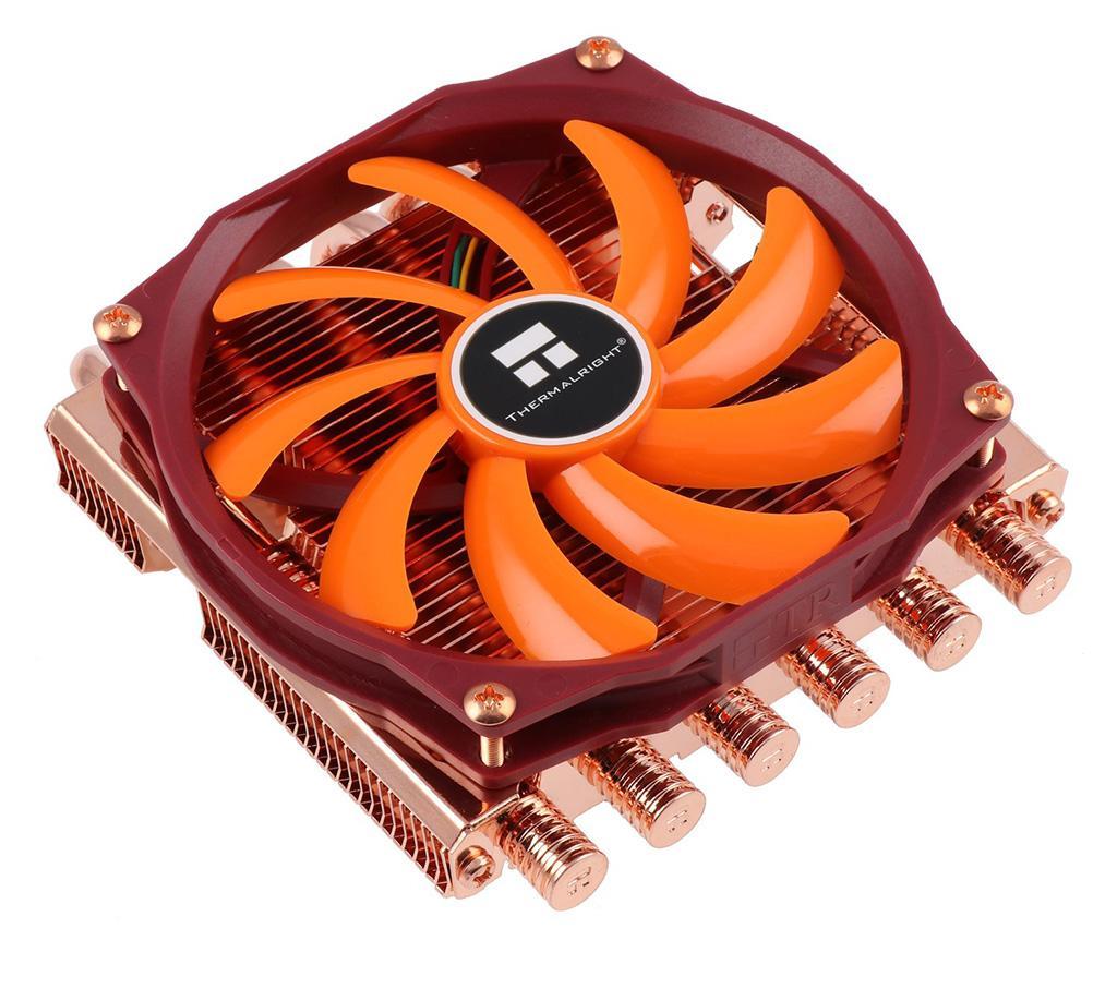 Thermalright AXP-100 Full Copper – цельномедный низкопрофильный кулер