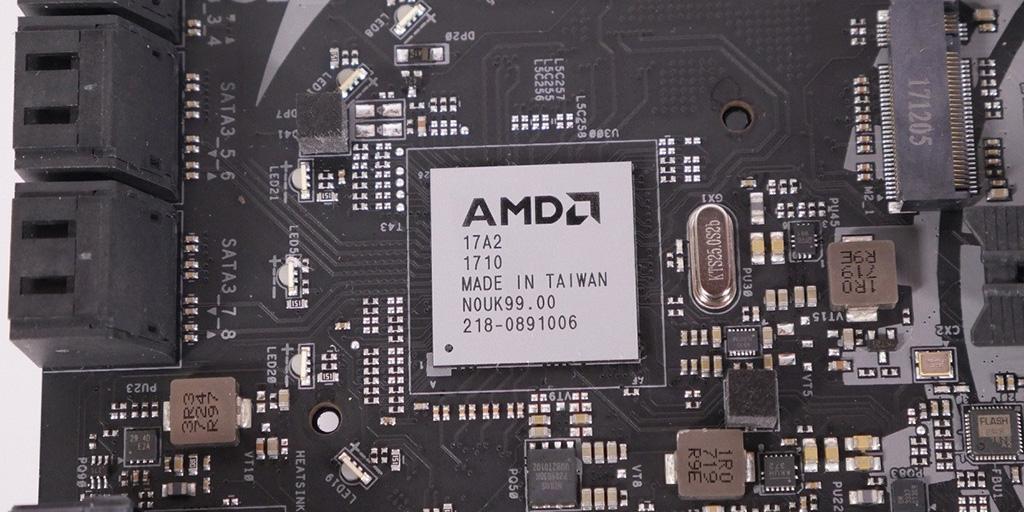 Слух: платы с чипсетом AMD X499 покажут в январе