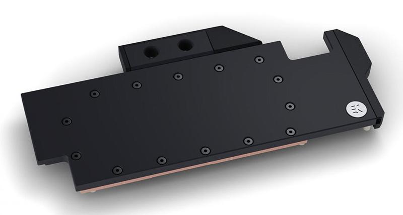 EK-Vector RTX 2000 - первые full-cover водоблоки для GeForce RTX 2080 и RTX 2080 Ti