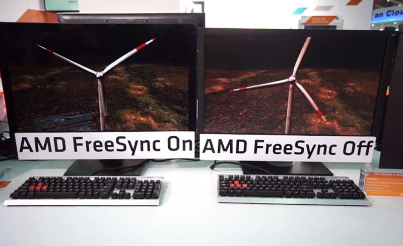 Видеокарты Intel будут поддерживать технологию Adaptive-Sync (AMD FreeSync)