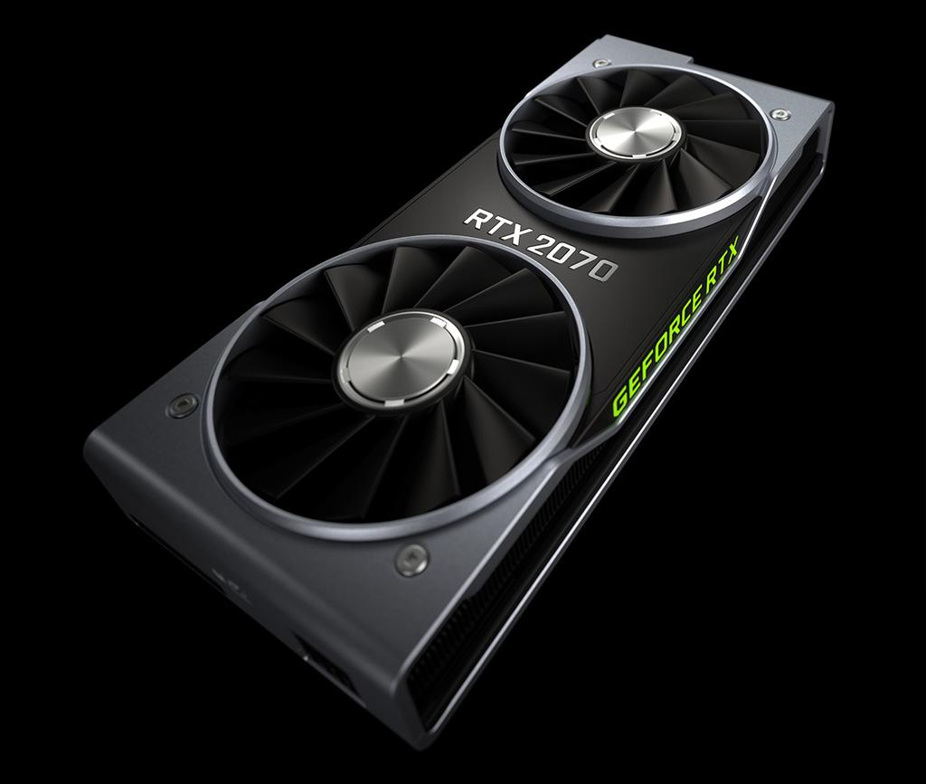 NVIDIA: GeForce RTX 2070 будет доступна 17 октября. Цены от 0