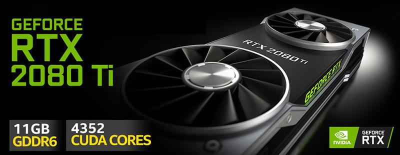 NVIDIA GeForce RTX 2080 Ti (предположительно) протестирована в 3DMark Time Spy. На 35% быстрее GTX 1080 Ti