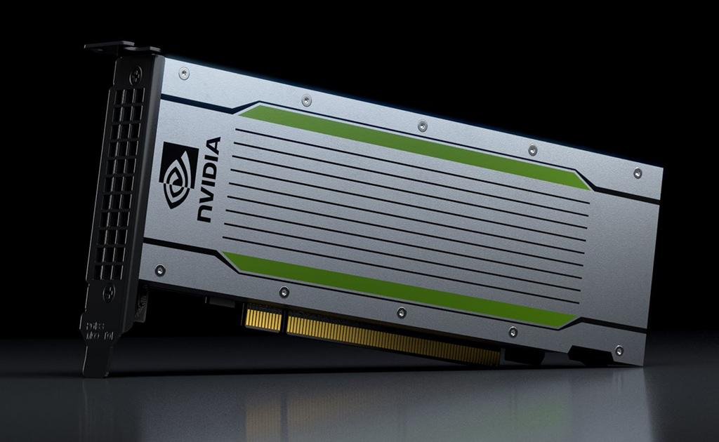 NVIDIA представила ускоритель Tesla T4: GPU TU104 и всего 75 Вт TDP