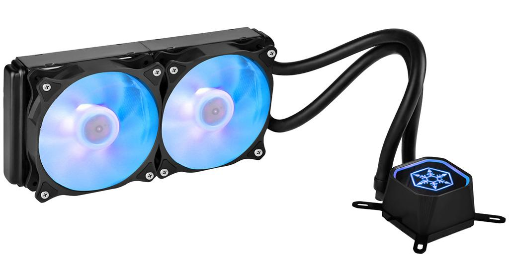 SilverStone представила «водянки» Tundra RGB