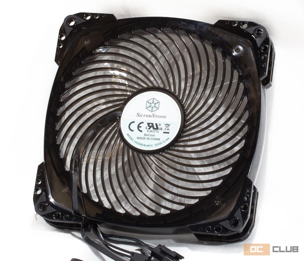 Обзор вентиляторов SilverStone AP124-ARGB и AP142-ARGB. Кажется, мы стали забывать, зачем нужны вентиляторы
