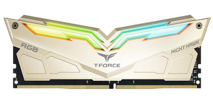 Team расширяет линейки ОЗУ T-Force Xtreem и T-Force Night Hawk Legend RGB новыми комплектами
