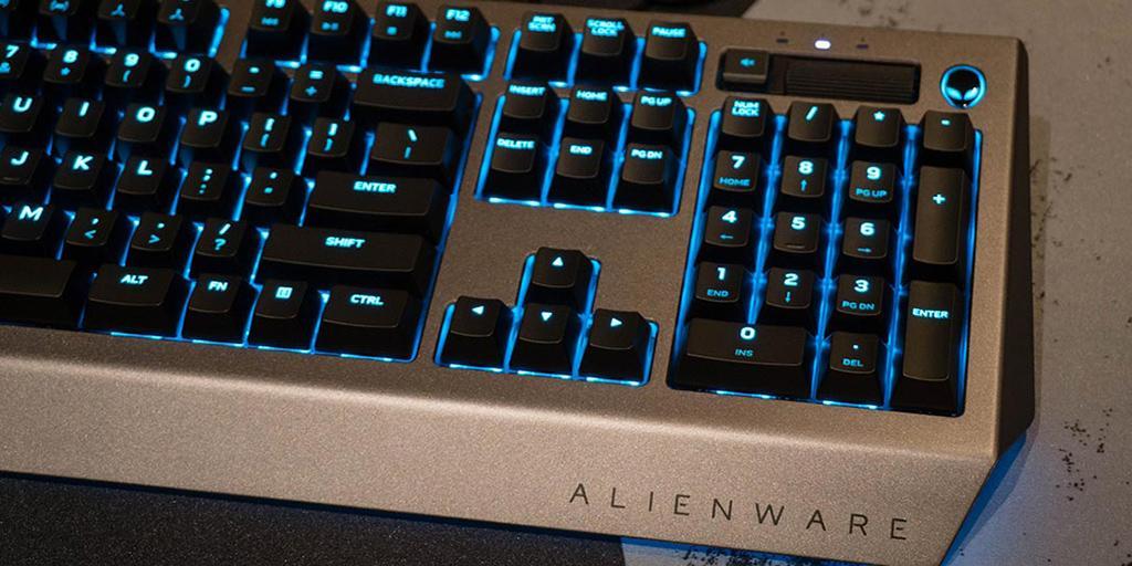 Alienware может выйти на рынок компьютерных комплектующих