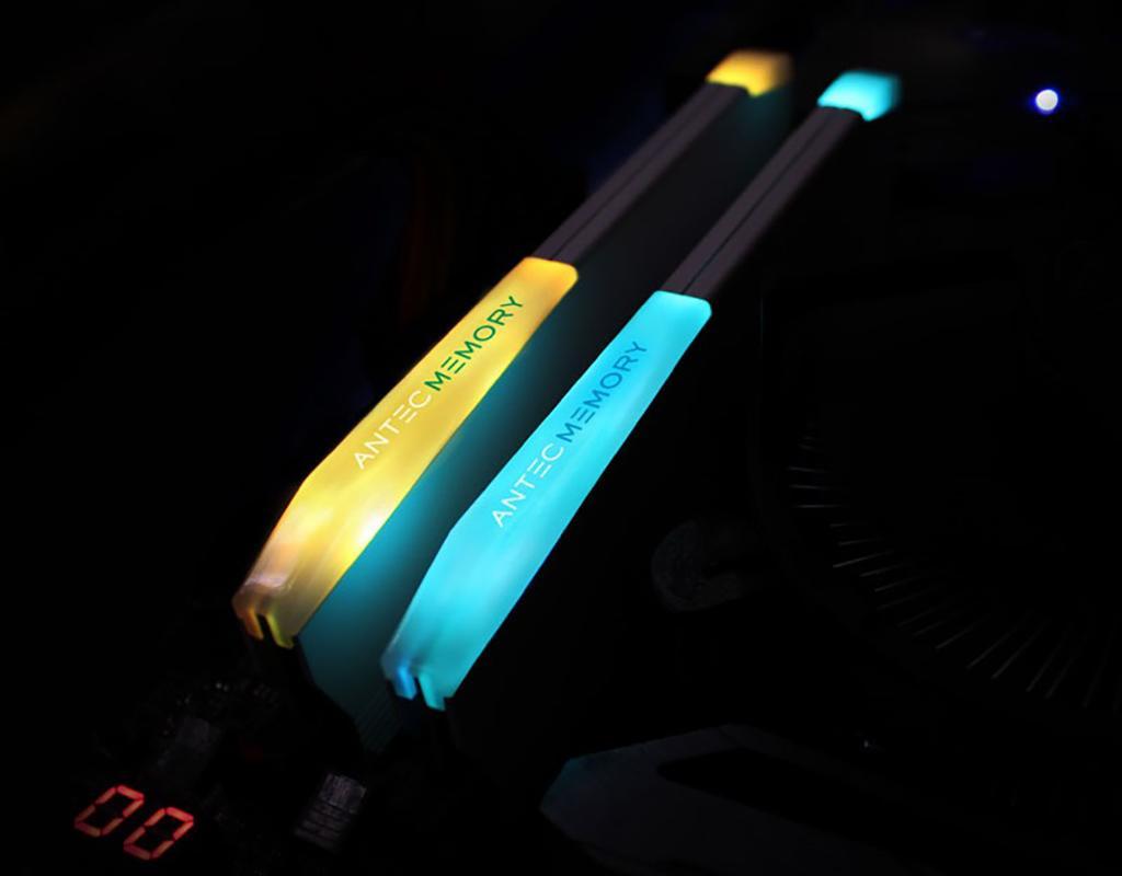 Antec 5 Series RGB – дебют производителя блоков питания на рынке ОЗУ