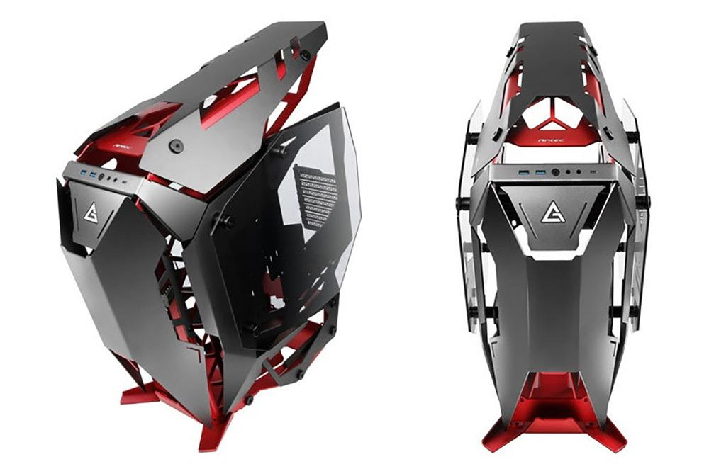 Antec Torque – корпус в футуристическом дизайне