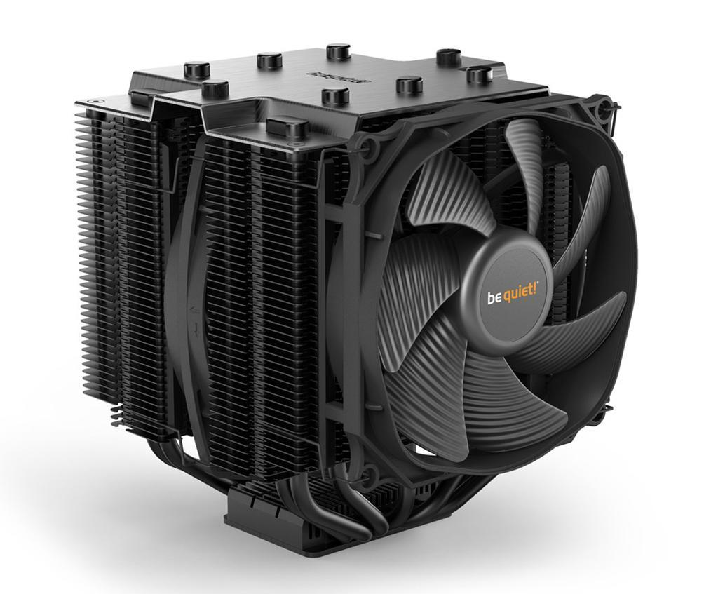 Кулер Be quiet! Dark Rock Pro TR4 адаптирован для процессоров AMD Ryzen Threadripper
