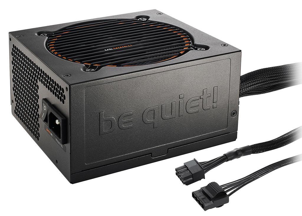Дебютировала линейка блоков питания Be Quiet! Pure Power 11