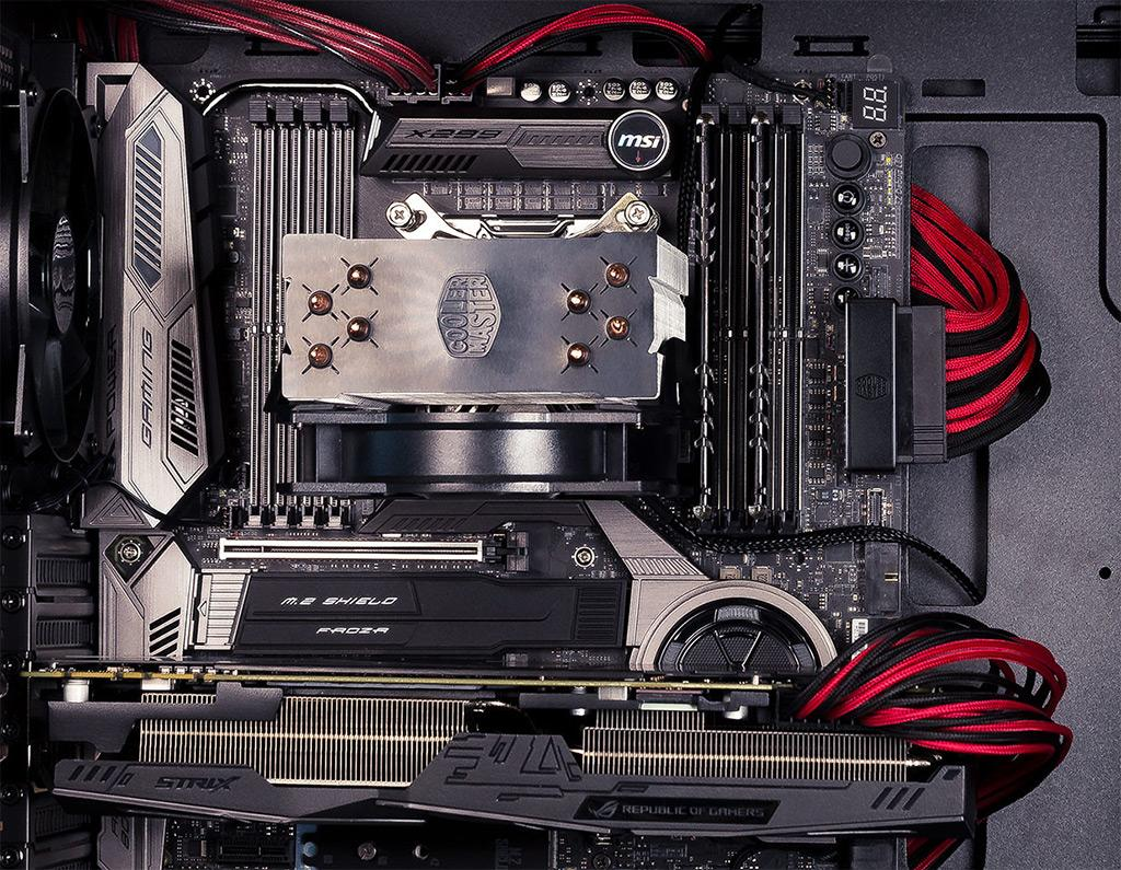 Cooler Master предлагает ATX 24 Pin 90° Adapter