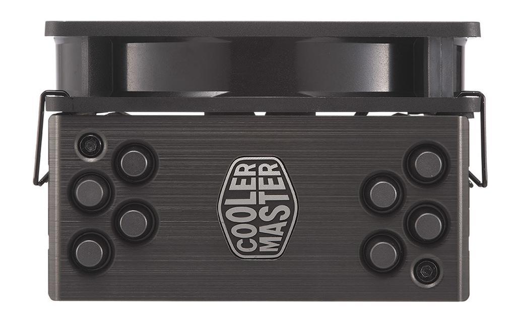 Cooler Master выпускает недорогой процессорный кулер Hyper 212 Black Edition