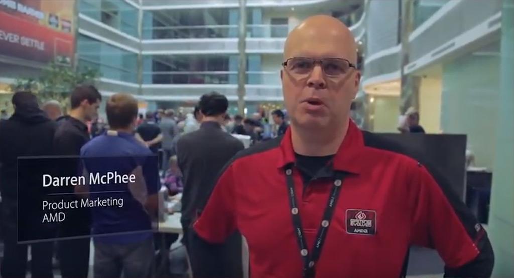 И ещё один: гуру маркетинга AMD Даррен Макфи присоединяется к Intel