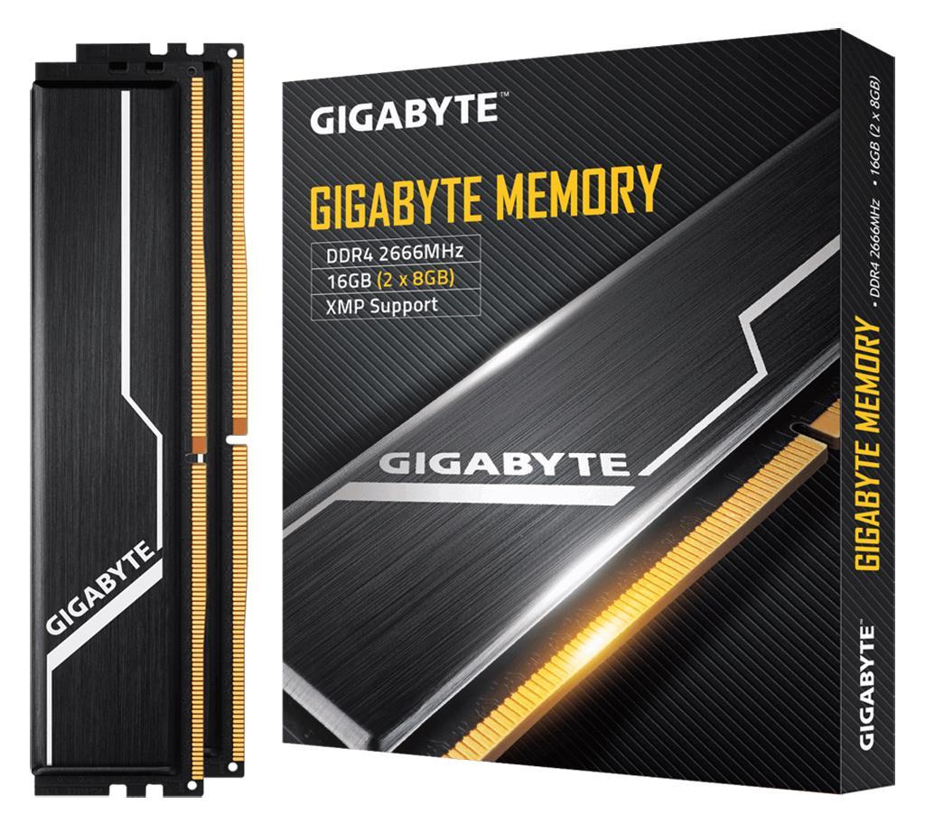 Под брендом Gigabyte теперь есть и более доступная ОЗУ