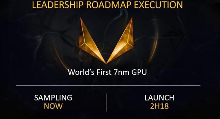 Видеокарта на базе GPU Vega 20 наследила в бенчмарке Final Fantasy XV