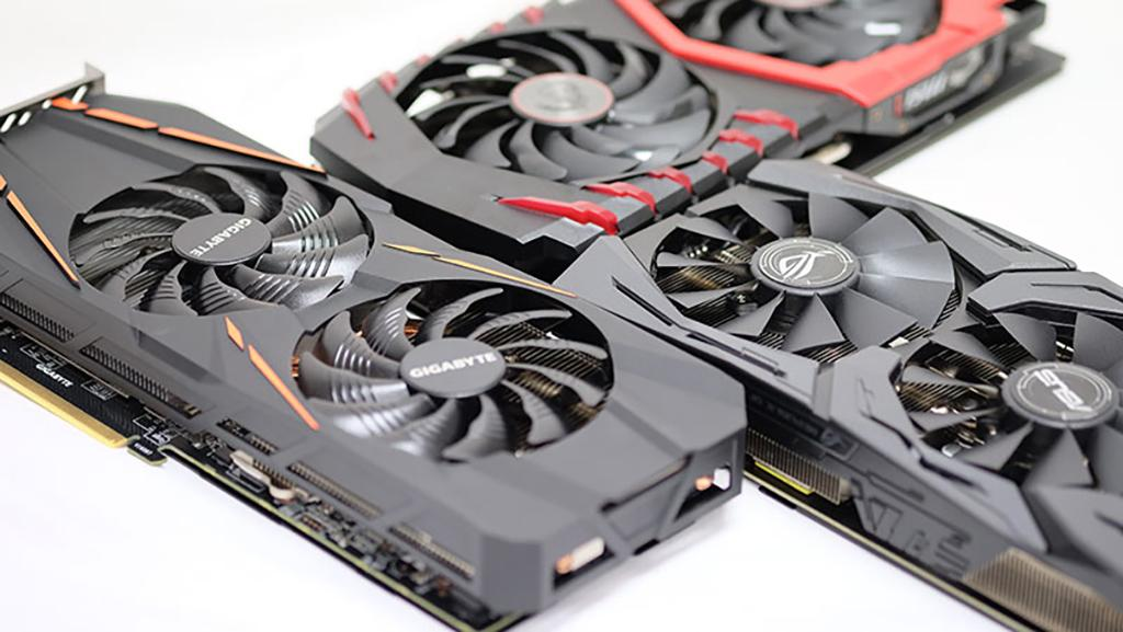 Слух: NVIDIA готовит GeForce GTX 1060 с памятью GDDR5X