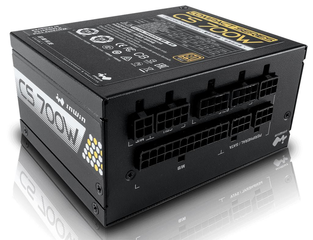 In Win CS-700W – самый мощный блок питания в форм-факторе SFX