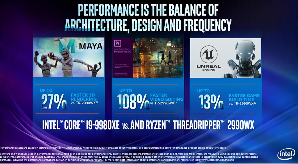 Представлены HEDT-процессоры Intel Skylake-X Refresh