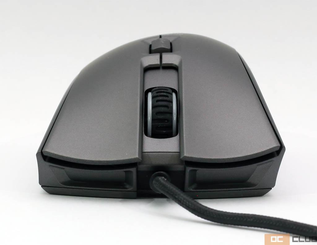 Обзор игровой мыши HyperX Pulsefire FPS PRO. Логическое и достойное развитие серии