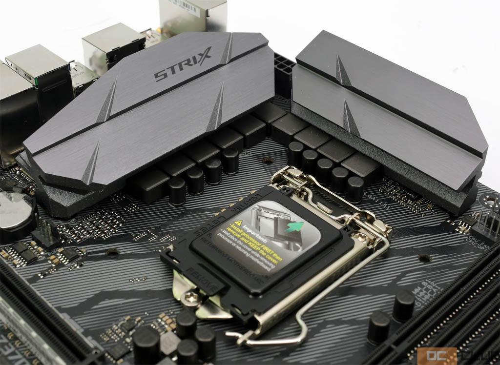 Обзор материнской платы ASUS ROG Strix Z370-G Gaming (Wi-Fi AC). Самая удобная компоновка