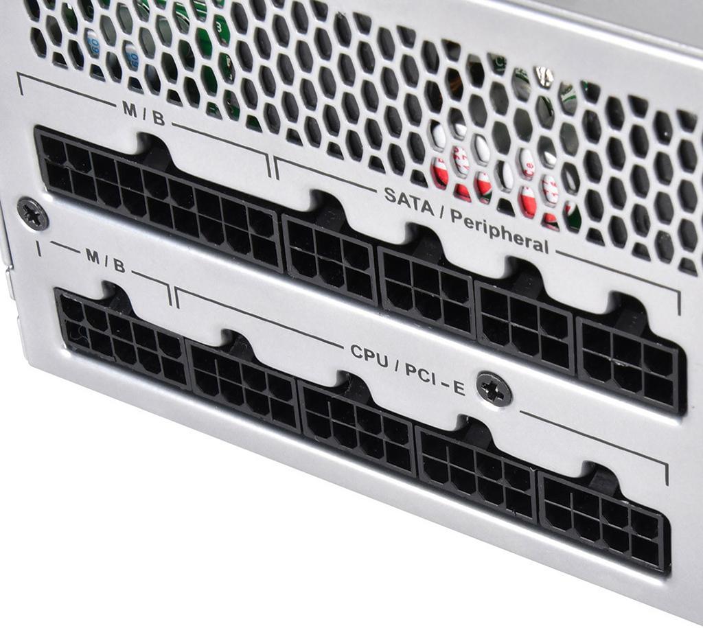 SilverStone представила безвентиляторный блок питания NightJar NJ600 мощностью 600 Вт