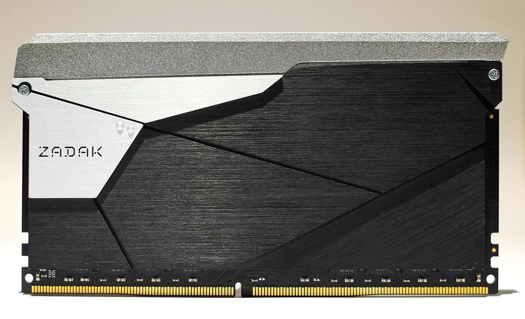 Цены на 64 ГБ (2х 32 ГБ) комплекты памяти Zadak Shield DC DDR4 стартуют с 0