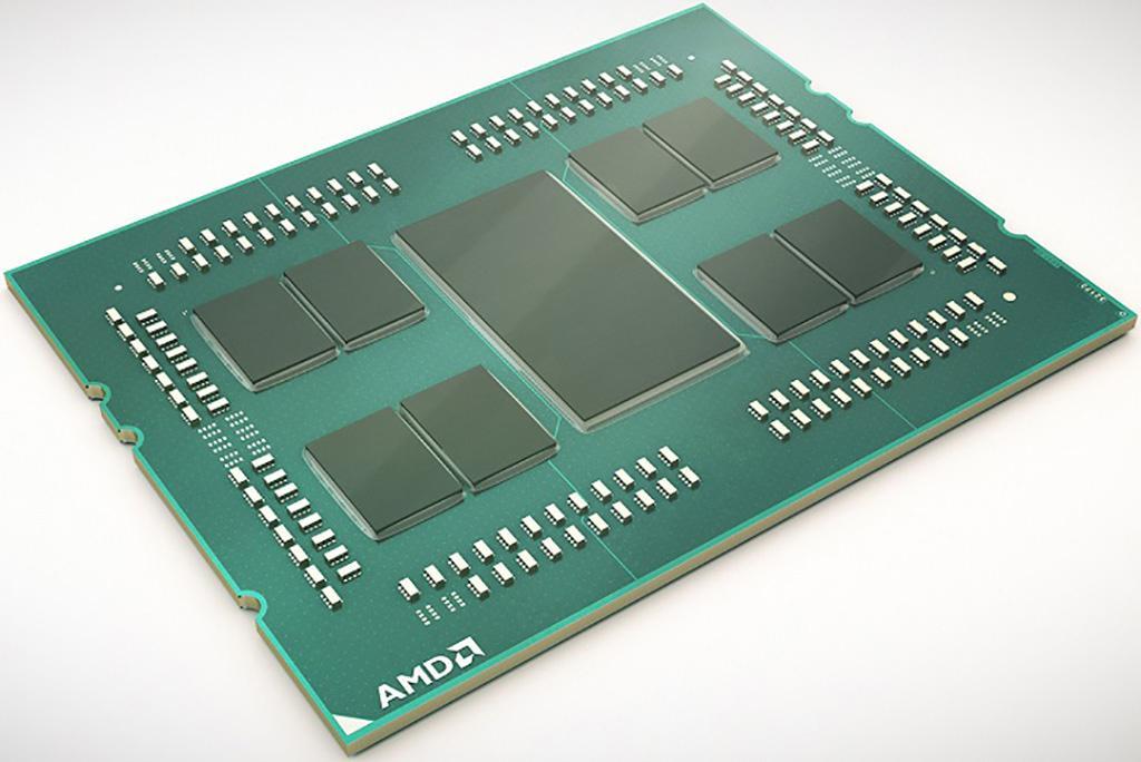 Серверные AMD Epyc Rome получат до 256 МБ кэш-памяти L3