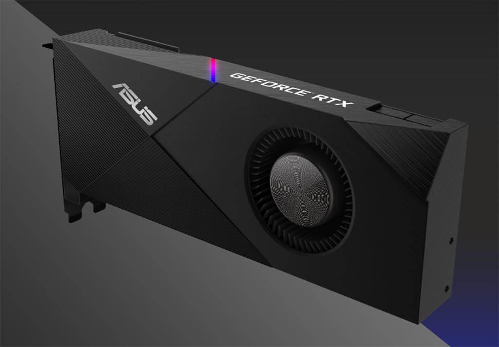 ASUS GeForce RTX 2080 Turbo базируется на интересном графическом процессоре
