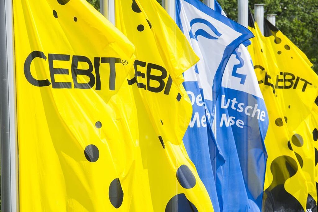 Выставка CeBIT больше не проводится