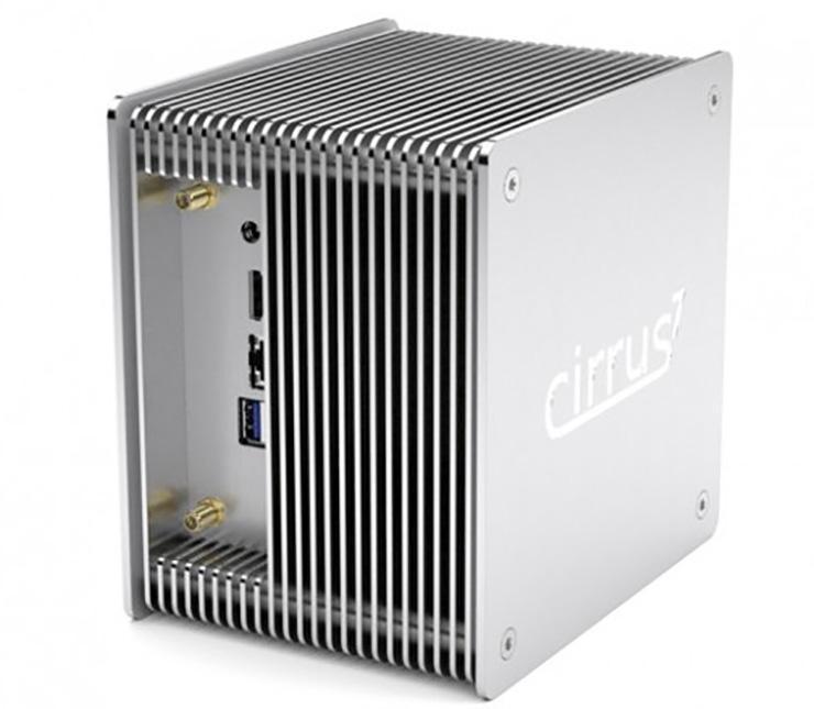 Cirrus7 предлагает полностью бесшумный безвентиляторный компьютер Nimbini v2.5