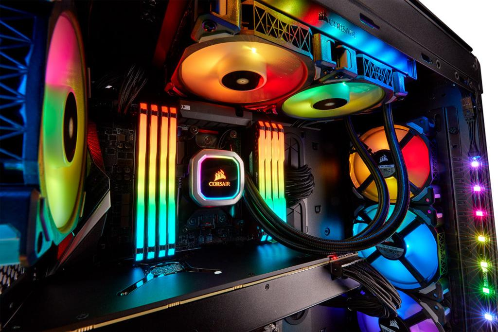 H100i RGB Platinum и H115i RGB Platinum – новые флагманские «водянки» от Corsair