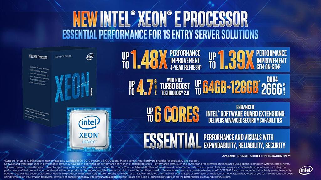 Intel готовит 48-ядерные серверные процессоры Cascade Lake-AP