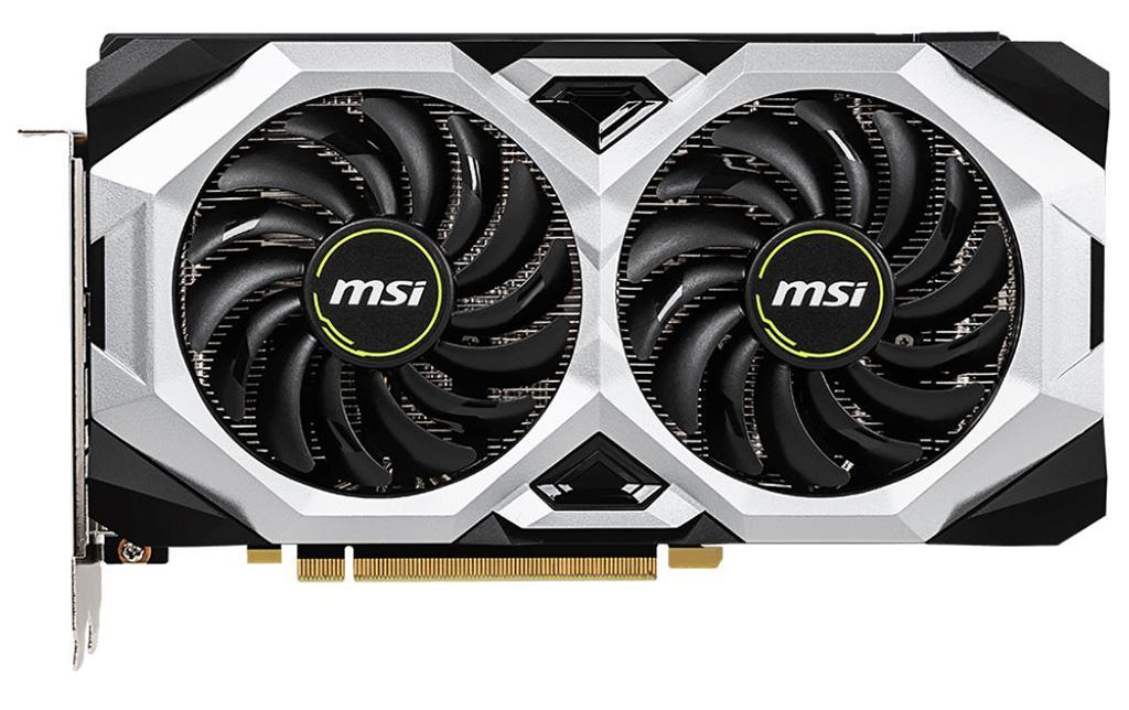 MSI представила видеокарту GeForce RTX 2070 Ventus