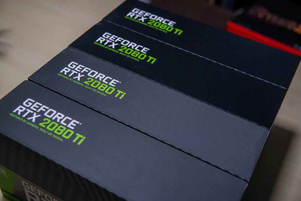 Говорят, в дефектности видеокарт NVIDIA GeForce RTX 2080 Ti виновата память Micron