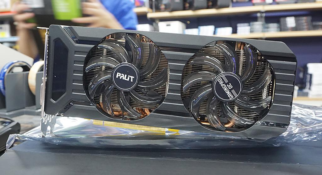 В Японии уже продаются GeForce GTX 1060 с памятью GDDR5X