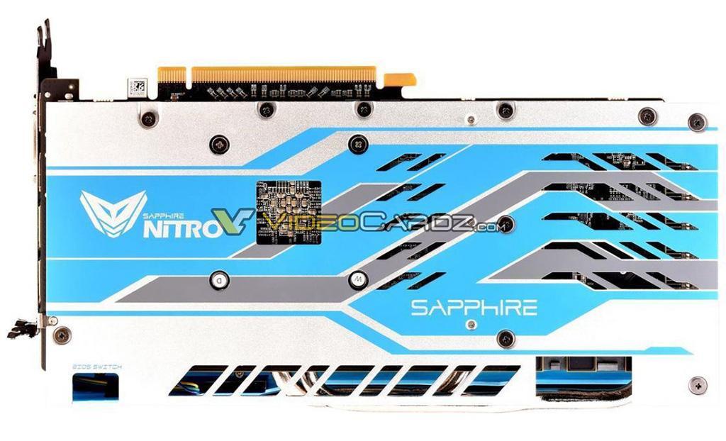 Замечена Sapphire Radeon RX 590 Nitro+ Special Edition