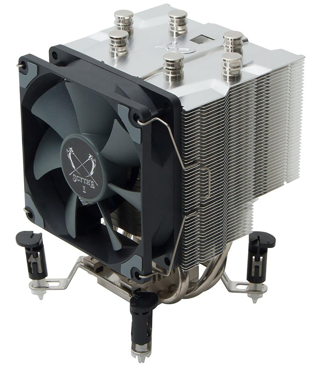 Начались продажи процессорного кулера Scythe Katana 5