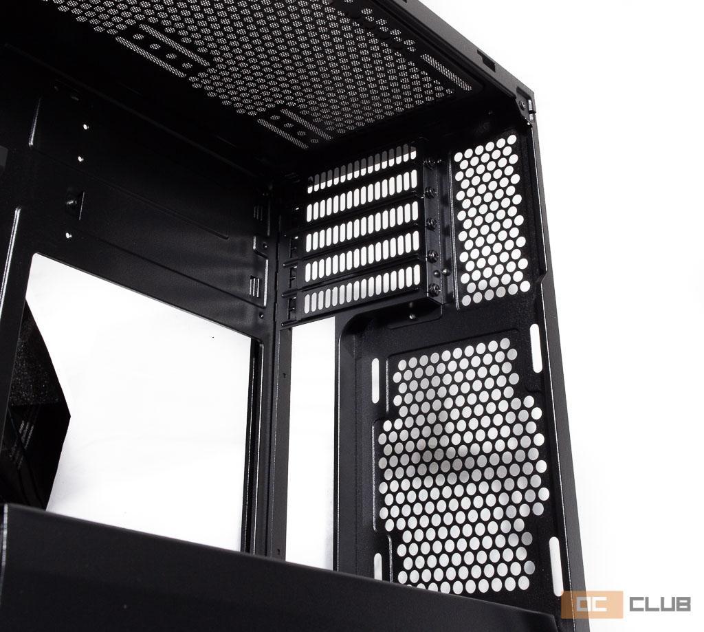"Обзор корпуса SilverStone Lucid LD01. Компоновка типа ""шиворот навыворот"""